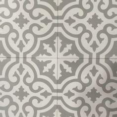 Amity Grey 200x200 Teranova Tiles