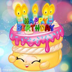Happy Birthday For Her, Happy Belated Birthday, Happy Birthday Quotes, Happy Birthday Images, Happy Birthday Cards, Birthday Greeting Cards, Birthday Greetings, Birthday Gifts, Happy Birthdays