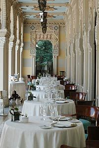 Hotel Restaurant Villa Crespi