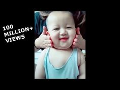 Funny Cute Baby video   Cutest child baby video - YouTube Cute Funny Babies, Funny Cute, Baby Kids, Child Baby, Cute Baby Videos, Mehndi Designs For Hands, Girl Humor, Laughter, Challenges