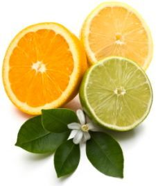 Detoxify & Exfoliate With This DIY Citrus Facial