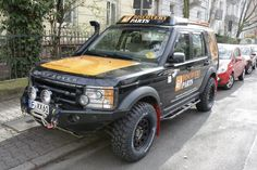 Obrázek Land Rover Discovery Off Road, Land Rover Off Road, Diy Bumper, Overland Truck, Adventure Car, Winch Bumpers, Range Rover Supercharged, Land Rover Freelander, Expedition Vehicle