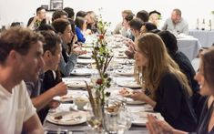 In Photos: What Its Like to Attend a Cannabis-Infused $150-a-Plate Dinner Party