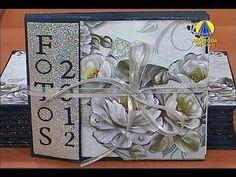 Sabor de Vida | Mini Álbum de Envelope Azul Marinho - 01 de Novembro de ...