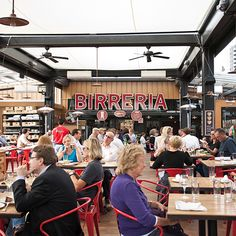 Birreria, New York City | Food & Wine