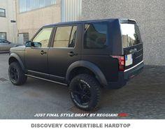 Discovery Convertible Hardtop