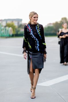 2016: The Year Olivia Palermo Proved She's a Style Icon via @WhoWhatWearAU
