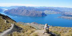 Roy's Peak - Lake Wanaka. #newzealand #neuseeland