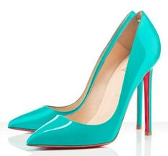 Christian Louboutin . . . love this color!