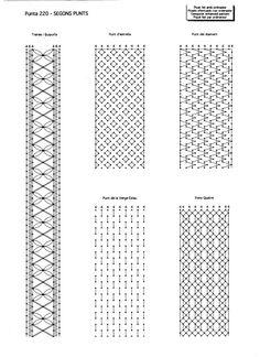 500 PLANTILLAS DE BOLILLOS – Patri Cru – Webová alba Picasa