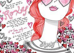 Violetta – Dinus / Ilustración y Diseño