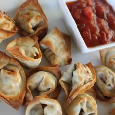 Mexican Wontons are a wonderful easy appetizer that everyone will love!