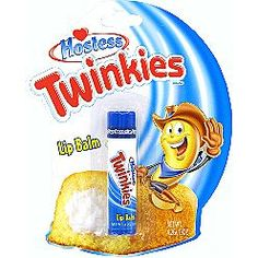 Hostess Twinkies Lip Balm