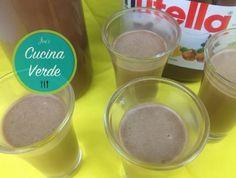Nutella-Likör - Rezept von Joes Cucina Verde Pudding, Desserts, Food, Youtube, Nutella Recipes, Party Drinks, Food Portions, Tailgate Desserts, Deserts