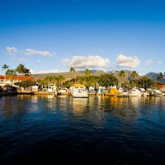#Lahaina, #Hawaii is just one of #America's favorite #beach towns. Discover more #summer spots through T+L.