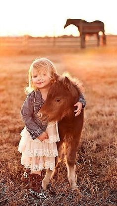 Little Horse for a Little Girl..