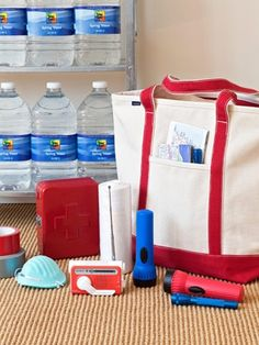 Emergency preparedness ideas and tips