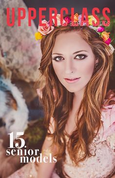 Shea Mincher Senior Magazine Cover Contest - Bookout Studios Blog