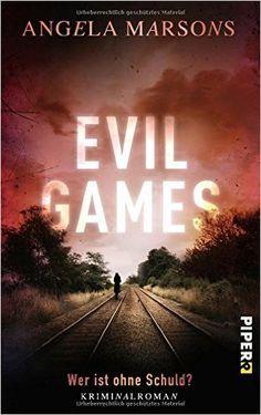 Buchvorstellung: Evil Games - Wer ist ohne Schuld? - Angela Marsons http://www.mordsbuch.net/2016/09/28/buchvorstellung-evil-games-wer-ist-ohne-schuld-angela-marsons/