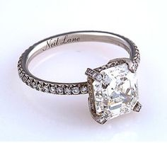 Little smaller of a main diamond and in rose gold. but other than that it is beautiful!