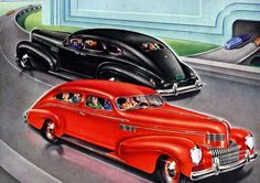 The first makes the cars look enormous relative to the people inside (and plenty of room for 3 in both front and back seats). Chrysler Imperial, Car Illustration, Automotive Art, Old Ads, Retro Cars, Old Trucks, Vintage Ads, Mopar, Cool Cars