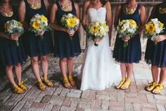 Google Image Result for http://theeverylastdetail.com/wp-content/uploads/2012/11/yellow-and-navy-wedding_018.jpg