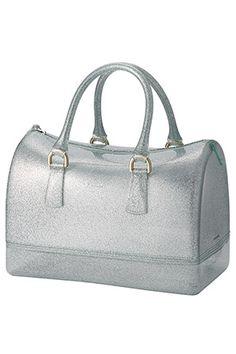 フルラ  CANDY グリッターミニボストンバッグ  税込価格 ¥21,000