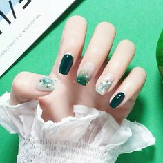 Pin on Nail´s Pin on Nail´s Asian Nail Art, Asian Nails, Korean Nail Art, Stylish Nails, Trendy Nails, Cute Nail Art, Cute Nails, Kawaii Nails, Minimalist Nails