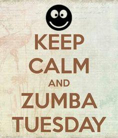 Zumba Fitness Tuesday! cpinnell.zumba.com  www.fb.com/ZumbainLaCrosse