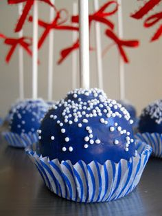 red white and blue nautical baby shower | Photo by Sergey Green