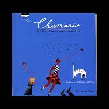 """""""Chamario"""", Eduardo Polo. Poemas surrealistas."""