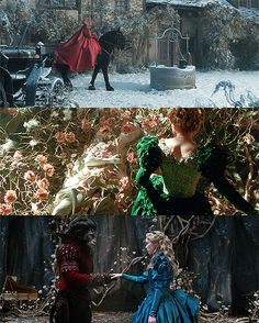 La Belle et la Bête (2014) French remake of Beauty and the Beast. Interesting story with the best part being the gorgeous costumes/scenery and a pretty decent soundtrack. The plot was okay, interesting for its different takes on certain story elements but it's not my favorite remake. Good but not amazing, though it is beautiful to watch.