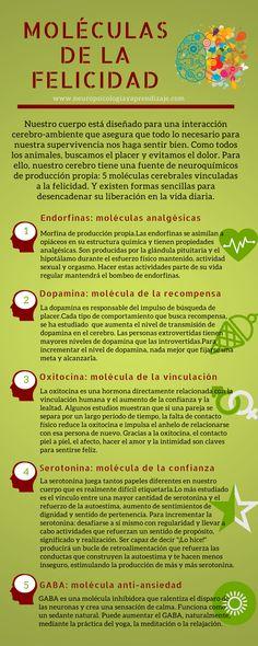 Moléculas de la felicidad