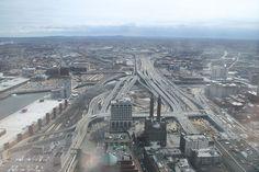 South Bay Interchange, Boston, Massachusetts #amazingarchitectures #travel