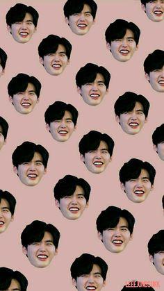 Lee Jong Suk Lockscreen, Lee Jong Suk Wallpaper, Korean Celebrities, Korean Actors, Kang Chul, Lee Jung Suk, Doctor Stranger, W Two Worlds, Lee Young