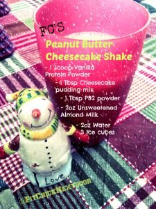 Peanut Butter Cheesecake Shake. Use a scoop of Isagenix vanilla Isalean powder or IsaPro. Enjoy this recipe and For great motivation, health and fitness tips, check us out at: www.betterbodyfitnessbootcamps.com Follow us on Facebook at: www.facebook.com/betterbodyfitnessbootcamps