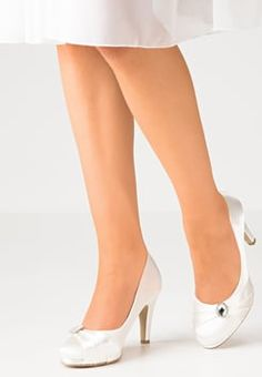 Paradox London Pink - STRAWBERRY - Pumps - ivory