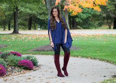 Poncho:  Zaful  // Boots: Charlotte Russe     If you've been following this blog for a while you know that I have this...