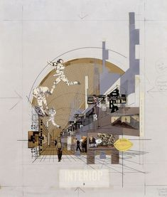 Image result for architectural collage