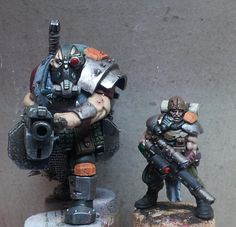 Astra Militarum, Imperial Guard, Inq28, Inquisitor, Mercenary, Ogryns, Veteran - PIP Ogryn and Veteran - Gallery - DakkaDakka | Congrats! you traversed the Webway and found Dakka.