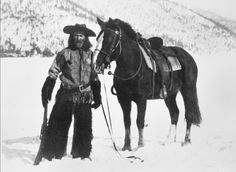 Andrew Garcia One of Montana's most colorful characters was Andrew Garcia whose book, Tough Trip Through Paradise, is considered a premier historical adventure story tracing his youthful travels in the late 1870s.