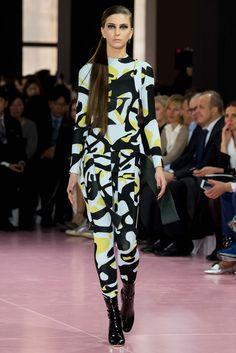 maidsofbondstreet: Laura Winges at Christian Dior, Fall 2015