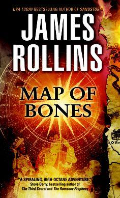 Map of Bones, A Sigma Force Novel (Paperback)
