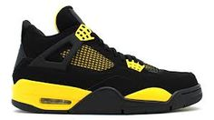 purchase cheap ed17a b2e81 Buy Air Jordan 4 Retro Thunder Black White-Tour Yellow For Sale from  Reliable Air Jordan 4 Retro Thunder Black White-Tour Yellow For Sale  suppliers.