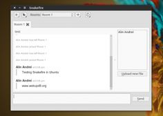 Snakefire is a Qt Linux desktop client for Campfire. It is a great web based solution for online meetings (web based chats), allow to set up alerts