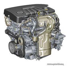 Opel Nuevos Motores