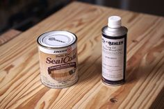 Shellac and Tung Oil