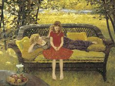 The Red Dress by David P. Hettinger