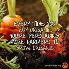 Grow Organic, Buy Organic