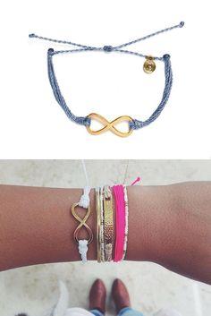 Start your Pura Vida Bracelet collection.